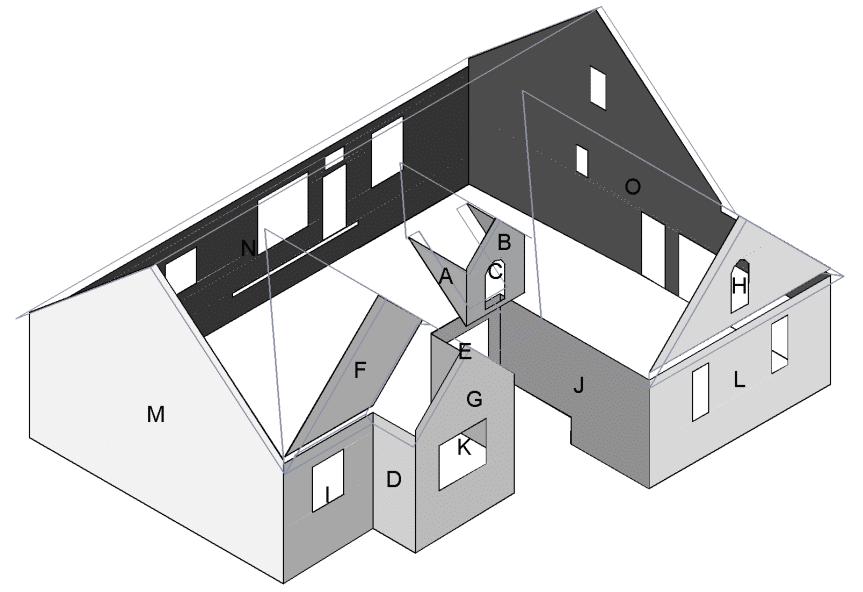 Exterior repairs